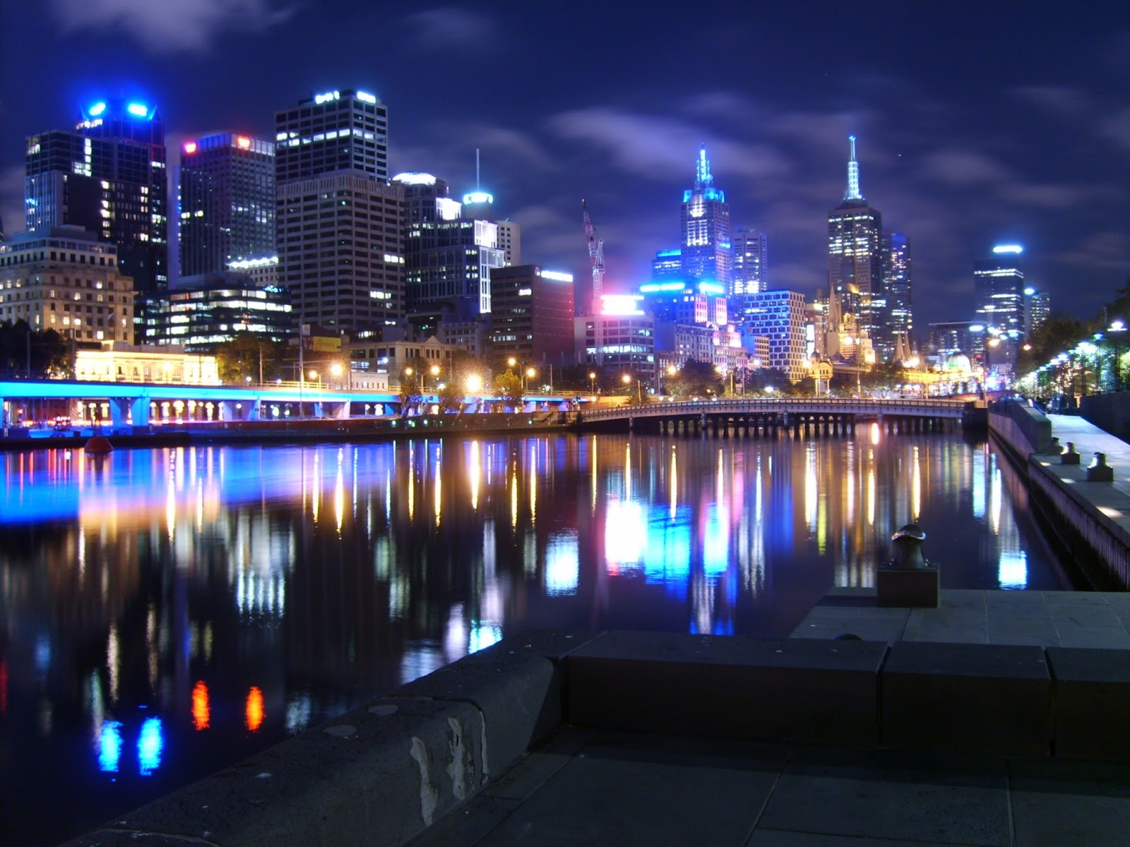 Melbourne Australia  city photo : Melbourne City | Capital & Beauty Of Australia | World For Travel