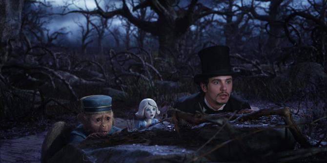 Oz. Un mundo de Fantasía