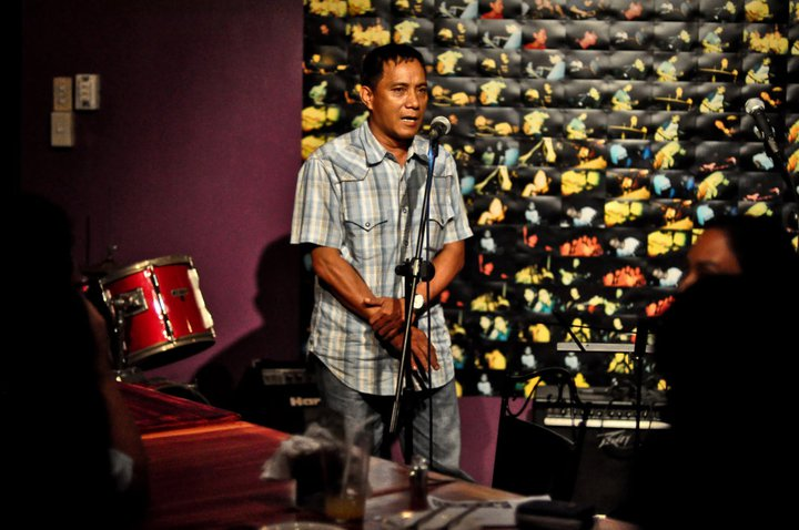 Former Political Prisoner Donato Continente , former Philippine