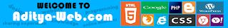 Header Aditya-Web.com