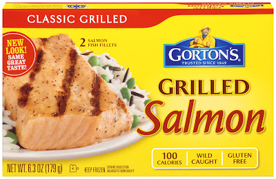 Gortons, Gorton's Seafood, Grilled Salmon, Fish