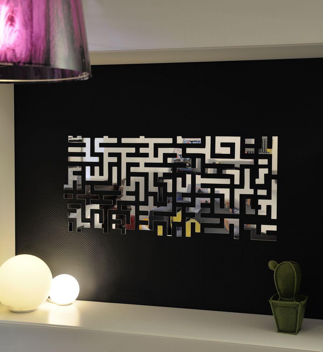 Design for loft un joli miroir esprit loft for Miroir design pour salon