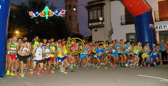 Atletismo Aranjuez en Tembleque