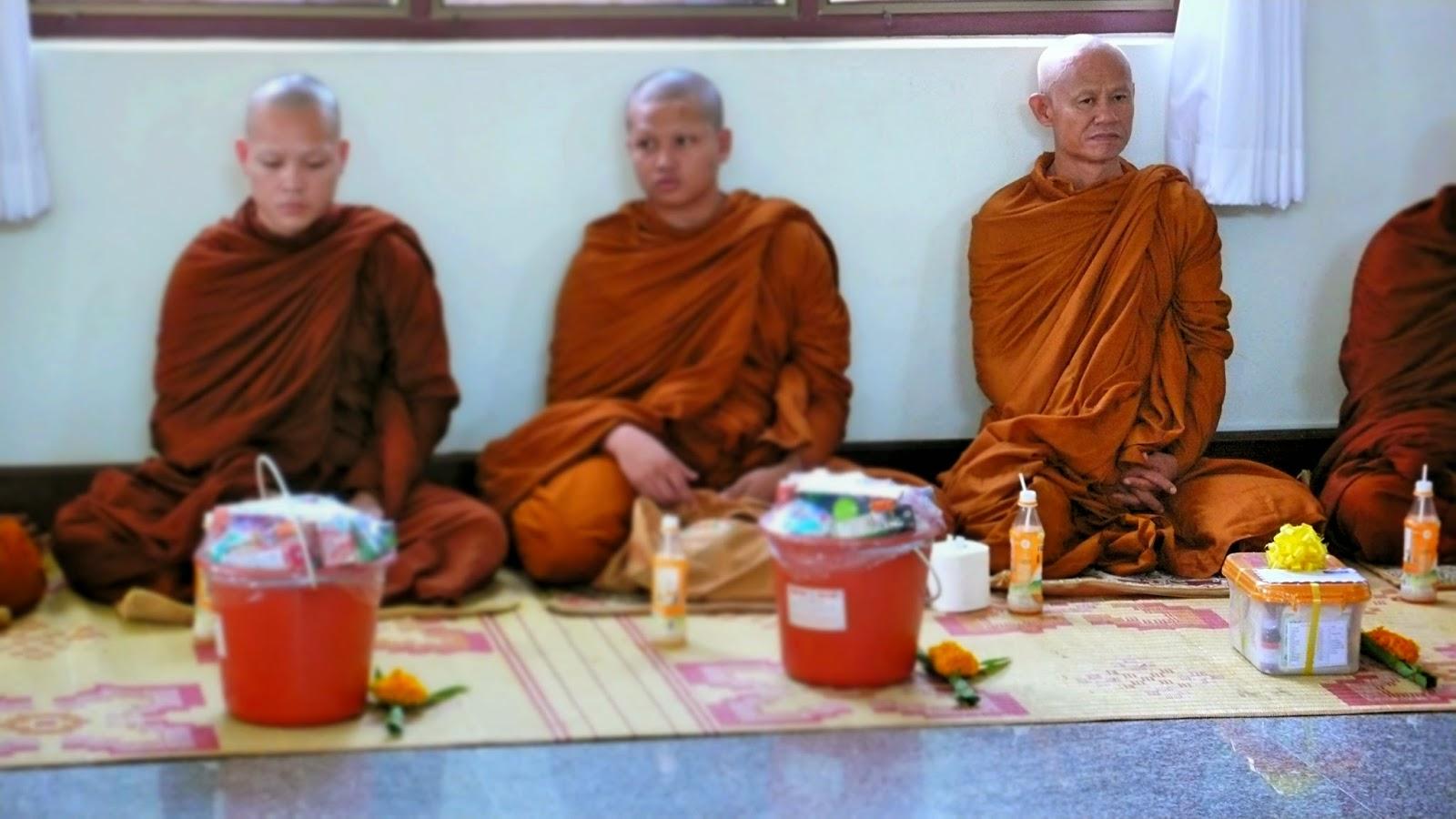 Mönche Ban-Krut