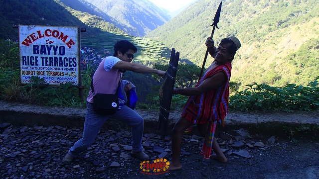 Igorot and client