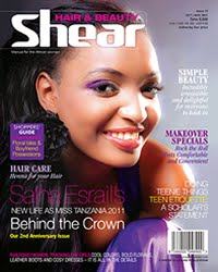 Shear Hair & Beauty Magazine