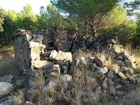Construcció annexa a la Tina de la Barraca