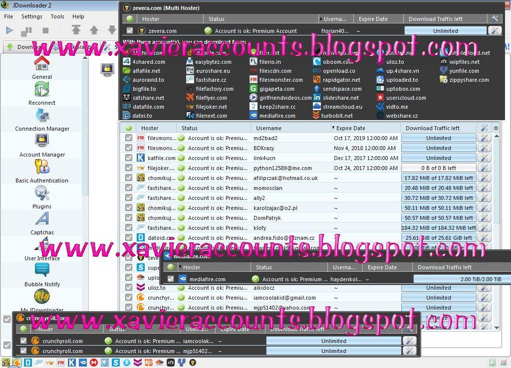 Jdownloader 2 Database Archives - Free Premium