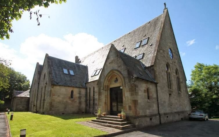 Old Giffnock Church