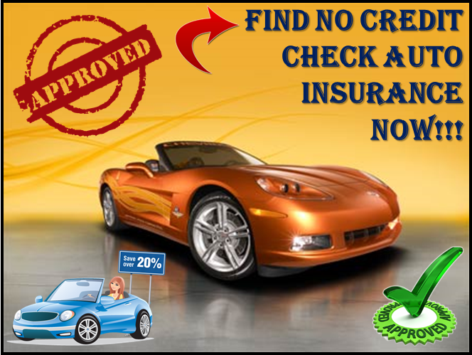 Online Auto Insurance No Credit Check