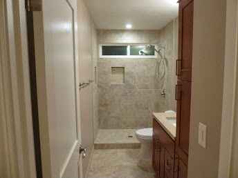 Full Bathroom Remodel V