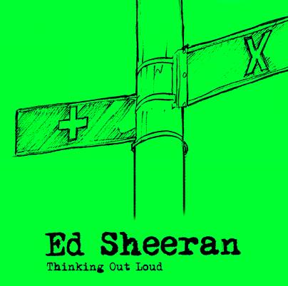 Guitar Chords : Thinking out loud - Ed Sheeran Guitar Chords