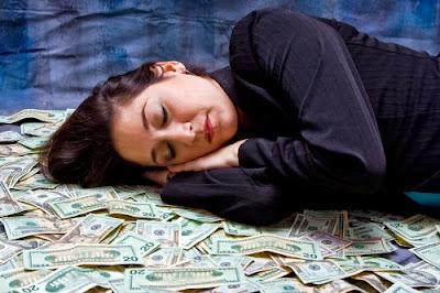 Interpretação de Sonhar com Dinheiro