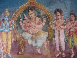 Swamimalai Murugan Temple in Tamilnadu India - Arupadai Veedu of Muruga