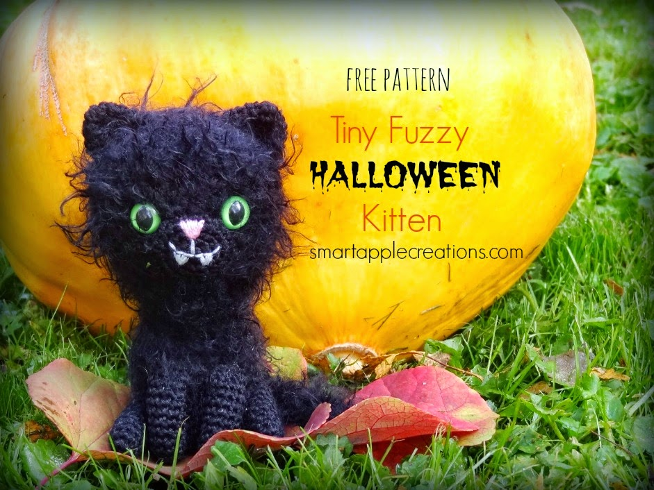 Amigurumi Halloween Free : Smartapple creations amigurumi and crochet: free crochet pattern