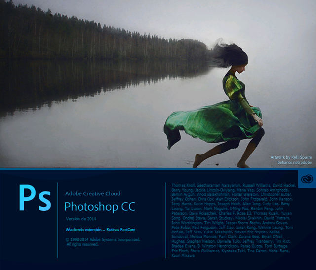 Adobe Photoshop CC Versión 15.2 Español