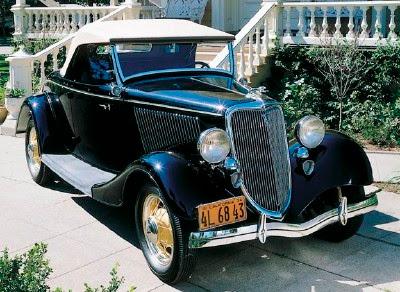 Ford V