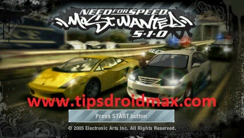 Download Need For Speed - Most Wanted 5-1-0 PSP