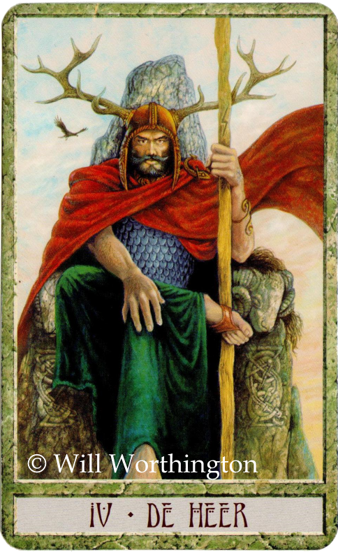 Druidcraft tarot The Lord Will Worthinton