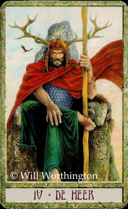 Druidcraft tarot The Lord Will Worthinton