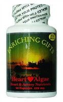 Enriching Gifts Heart Algae