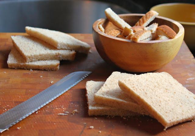 Pão com queijo enrolado simples e criativo