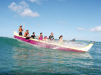 Waikiki Beach Services: Outrigger Canoe Ride Review