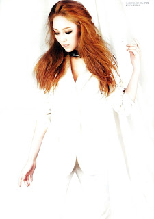 snsd jessica (제시카; ジェシカ) beauty plus pics 9