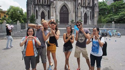 Hanoi Walking Tour