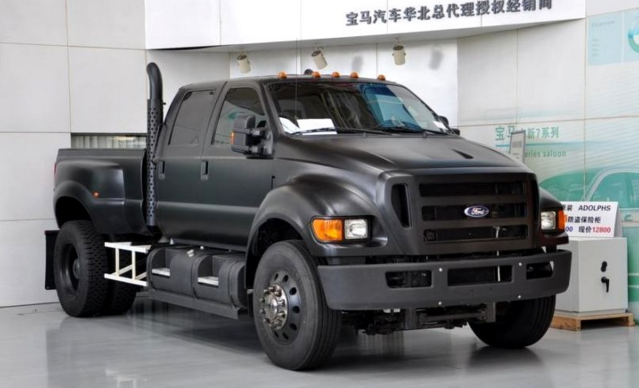 2017 ford f650 concept and change ford references