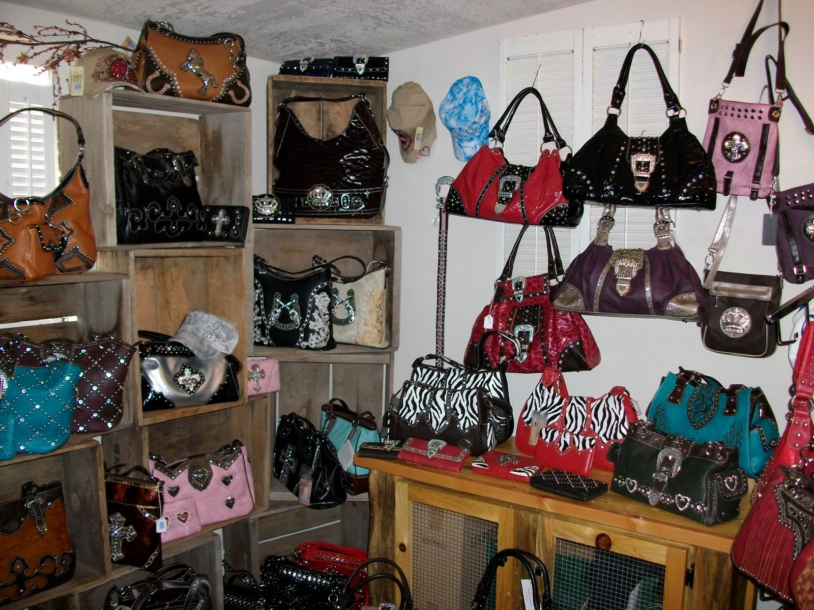 Country Road Purses