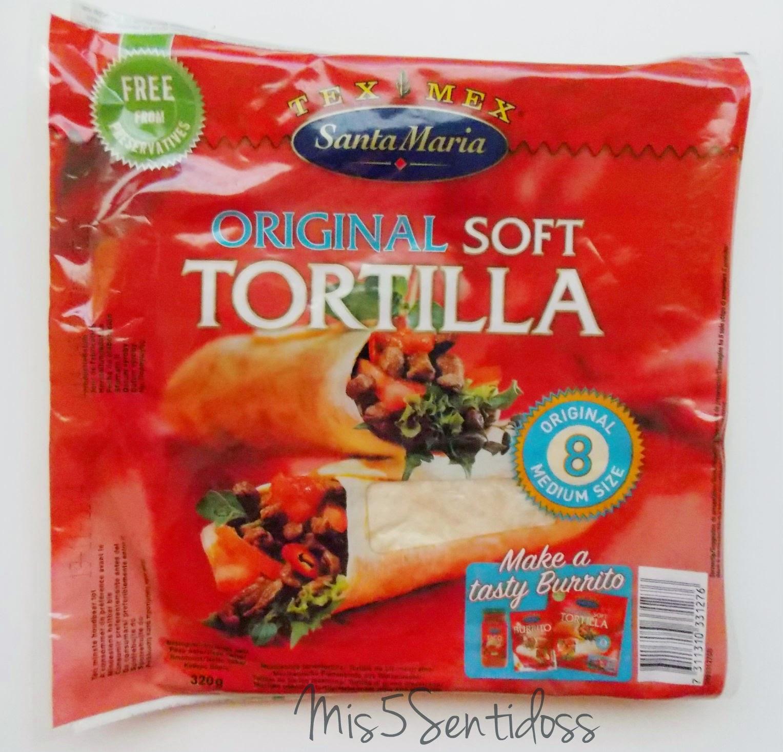 Degustabox Tortilla