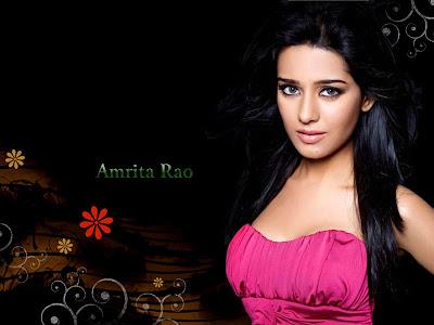 Amrita Rao HD Wallpaper 2012