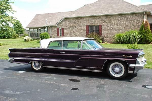 1959 lincoln continental mark iv auto restorationice. Black Bedroom Furniture Sets. Home Design Ideas