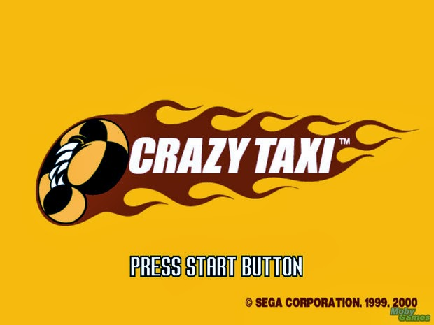 Download Crazy Taxi Free PC Game For Windows