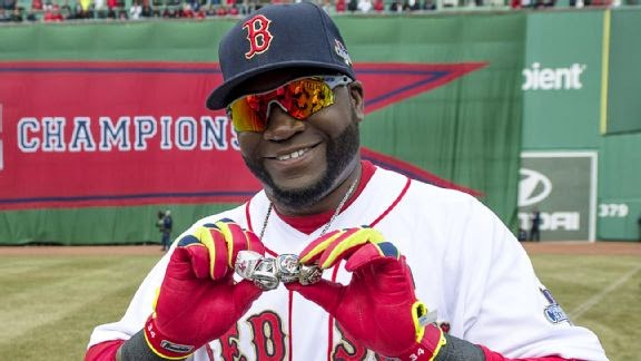 How Many Rings Does David Ross Have