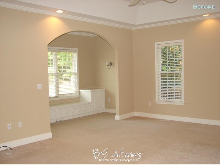B E Interiors Master Bedroom Tour