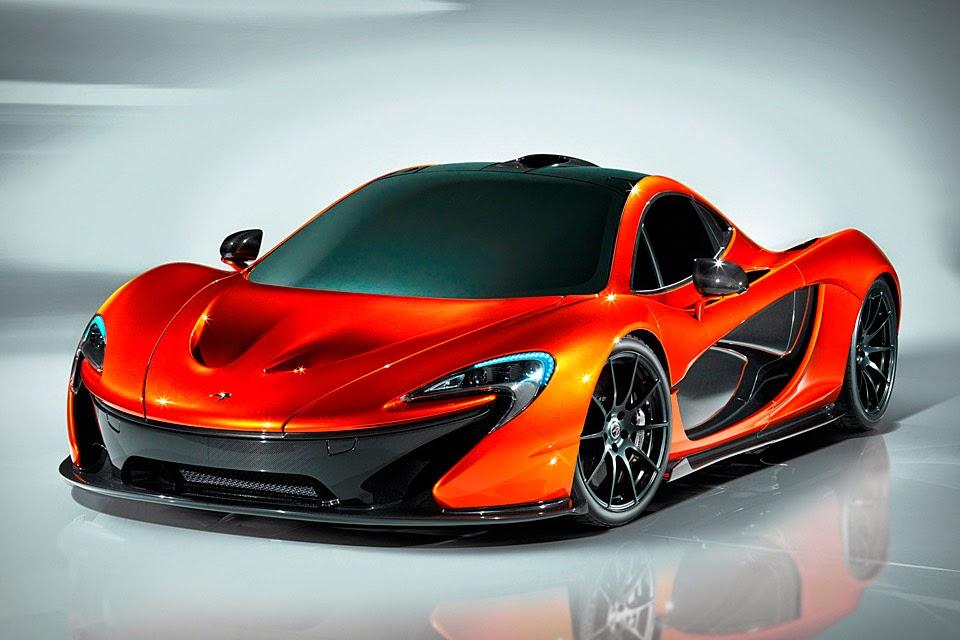 Foto McLaren P1 Mobil Mewah Termahal di Dunia