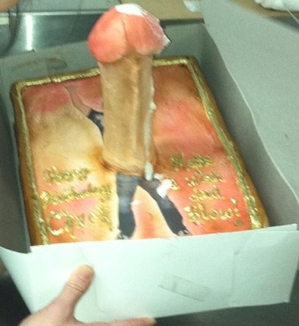 Perverted Birthday Cakes