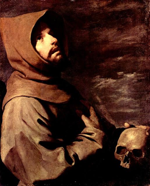 Saint François d'Assise, Zubaran, Munich