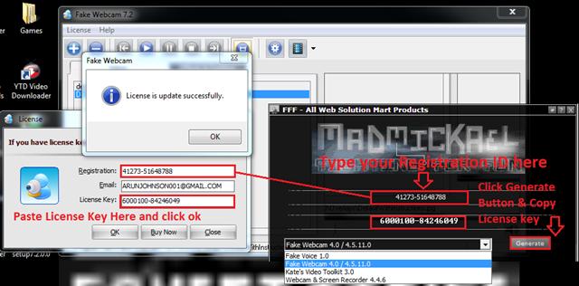 webcam preview software