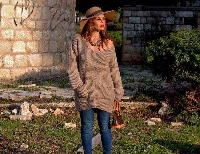 בלוג אופנה Vered'Style האקססורי התורן - כובע חורפי