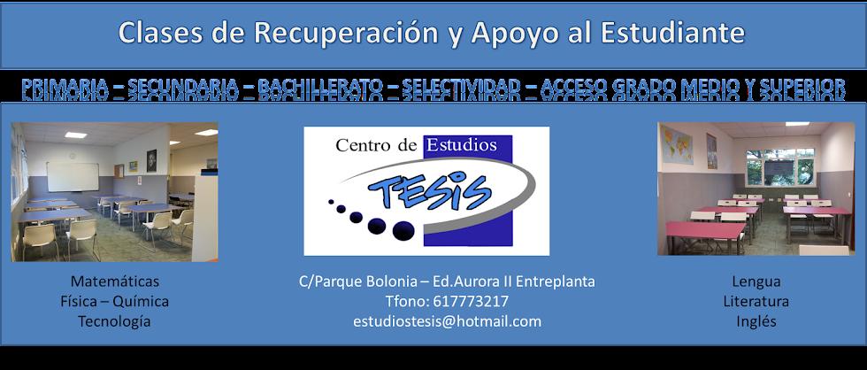 CENTRO DE ESTUDIOS TESIS - ALGECIRAS