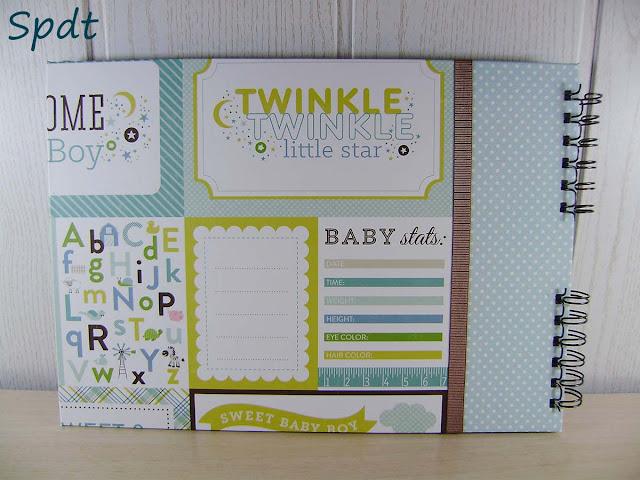 libro de bebé