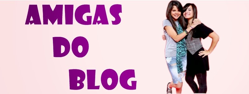 Amigas do Blog