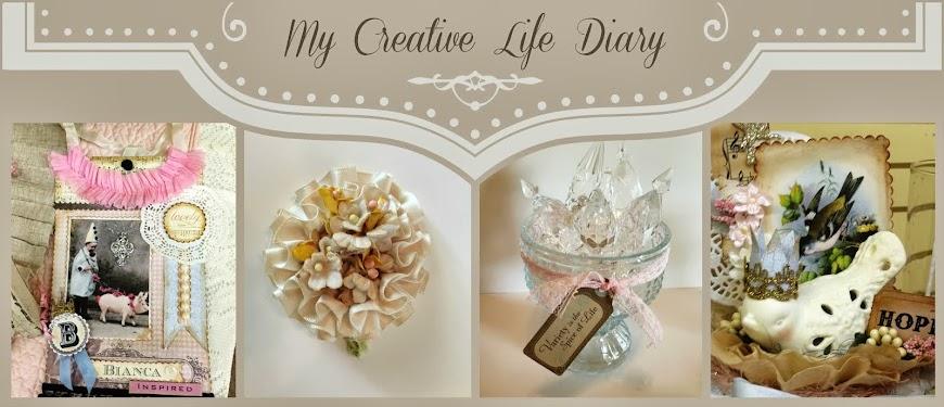 My Creative Life Diary