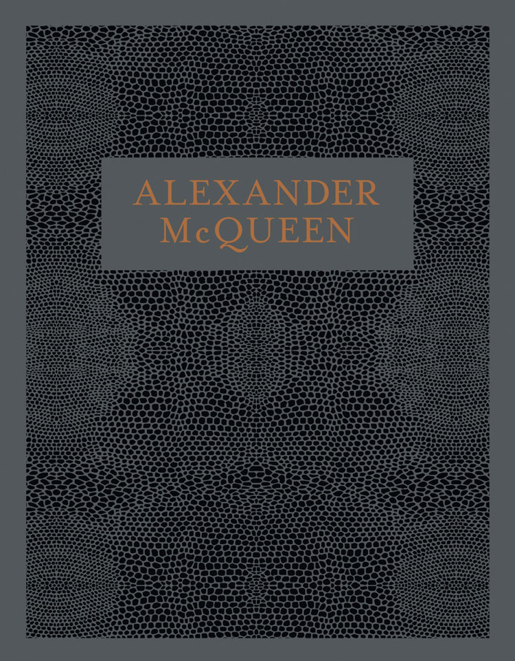 Alexander McQueen by Claire Wilcox book / Savage Beauty / best fashion books / fashion books new releases 2015 / via fashioned by love british fashion blog