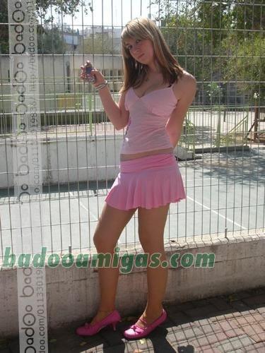 chicas de 18 anos en minifalda: