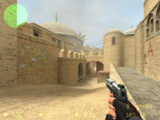 Counter-Strike Source Game PC