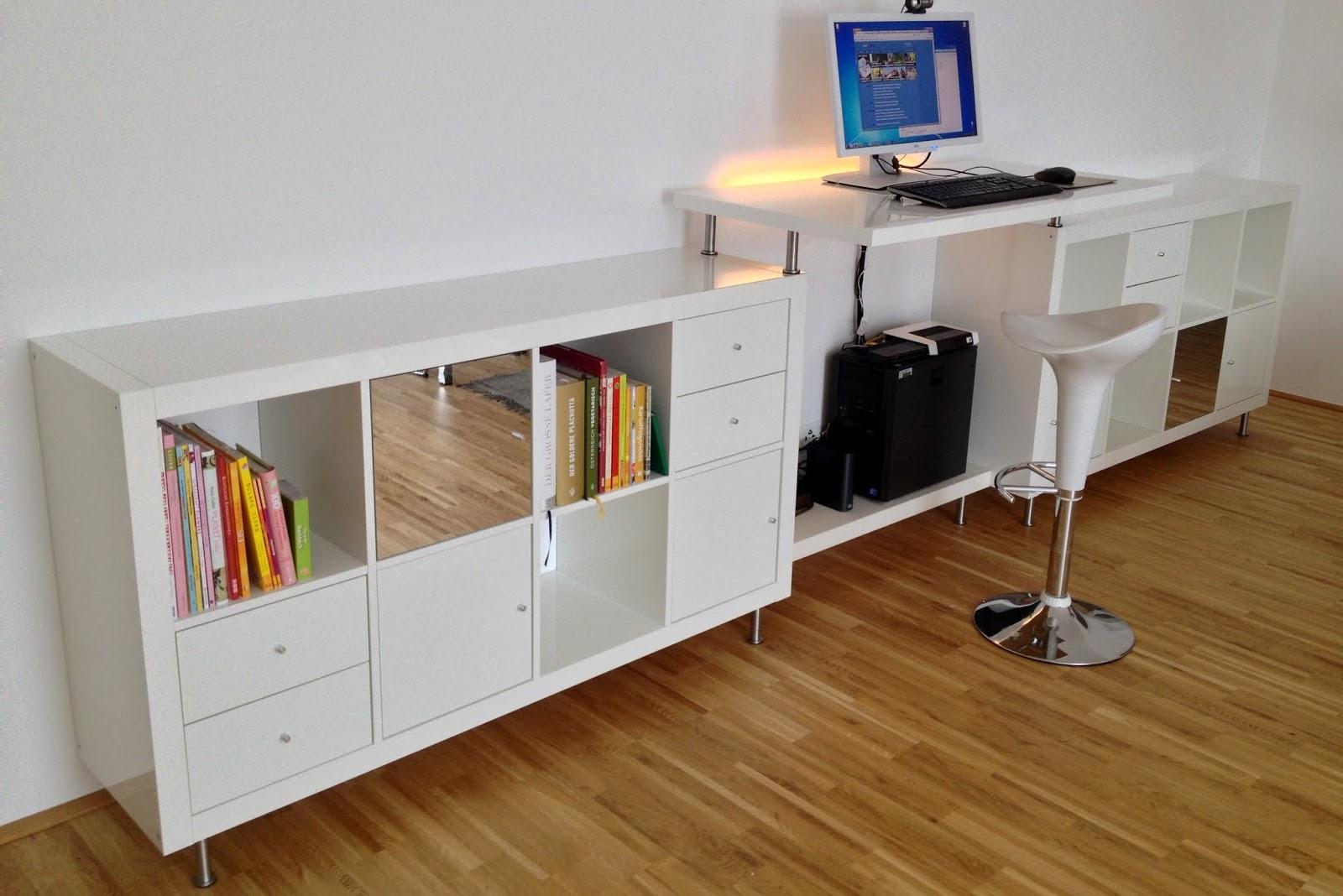 Ikea Hemnes Wandregal Weiss ~ Nach 9 Stunden messen, schneiden, bohren, hämmern, schrauben ist es